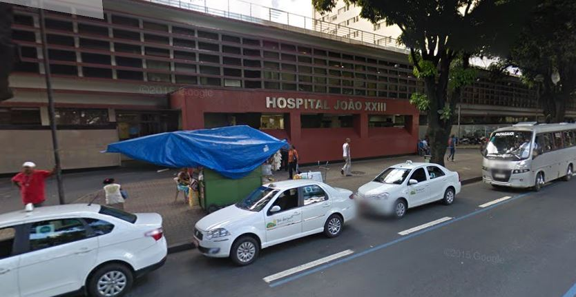 Hospital João XXIII - Foto: Reprodução