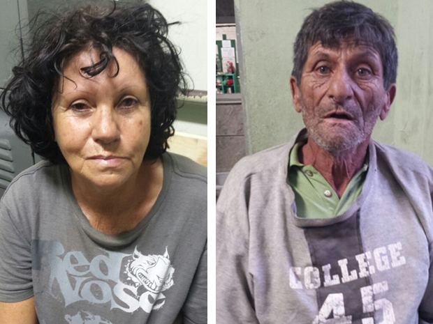 Irmãos mata ex-marido da suspeita em Raposos, na Grande BH (Foto: Divulgação / Polícia Civil)