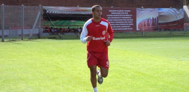 Jogador Alisson já jogou pelo Internacional (Foto: Jeremias Wernek/UOL Esporte)