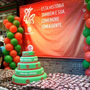 Mercado Central comemora 86 anos - Foto: Divulgação / Rede Sociais