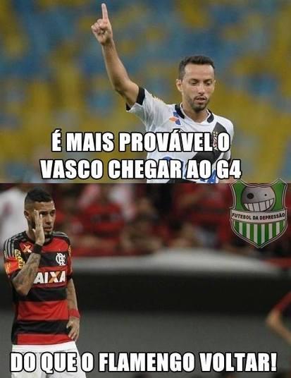 Flamengo é alvo de zoações - Foto: Reprodução / Internet