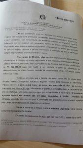 Mãe de Matheus comemora mais alerta sobre a decisão, pois a União pode recorre - Foto: Divulgação/Gecilene Oliveira/Facebook