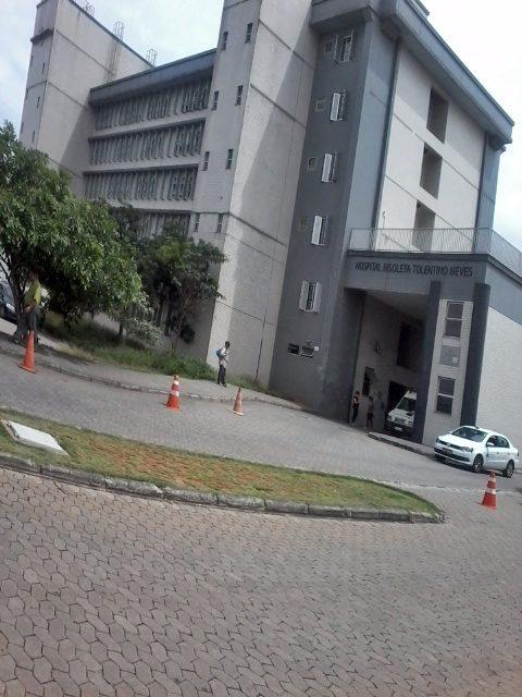 Hospital Risoleta Neves -- Foto: Por Dentro de Minas