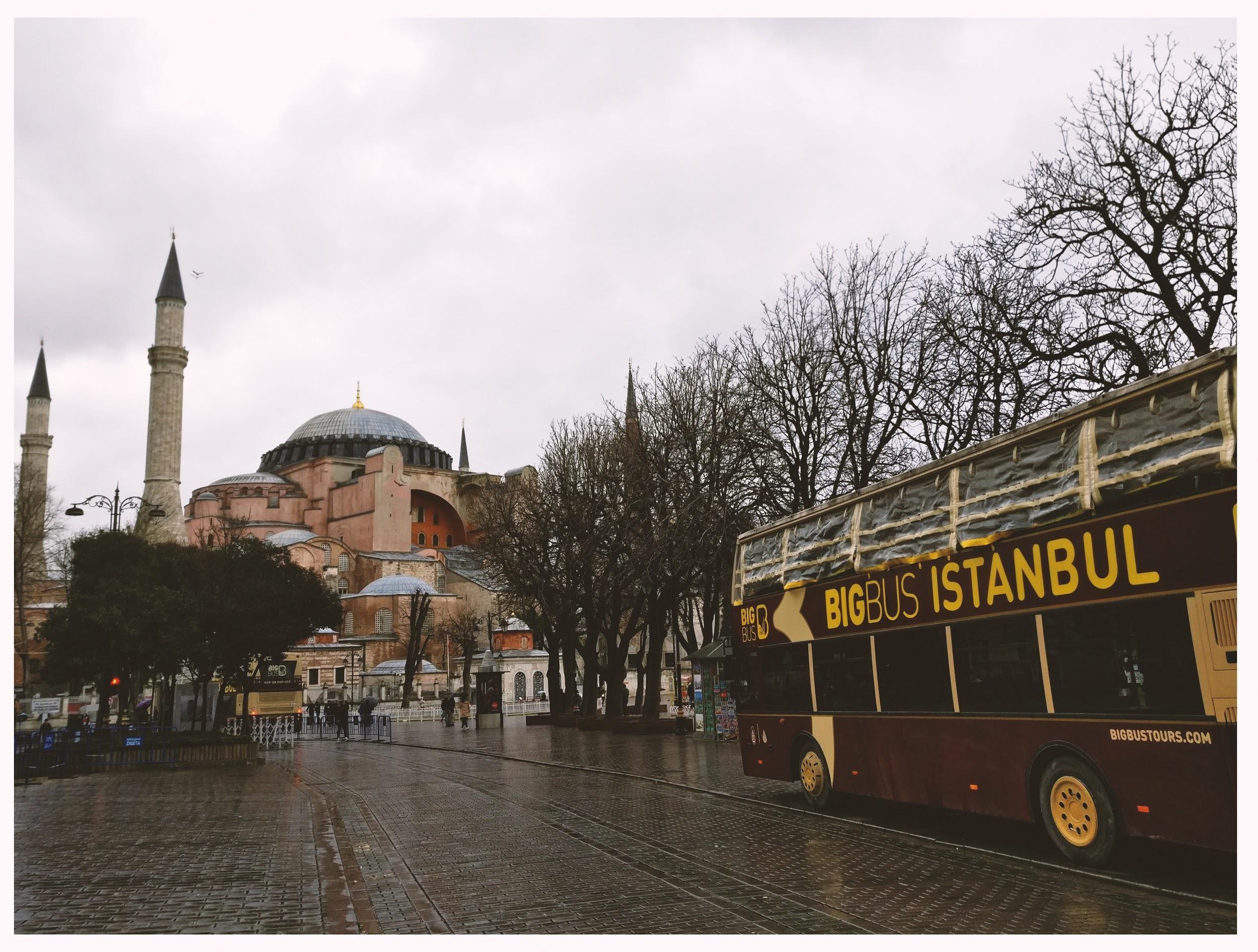 Na foto a cidade de Istanbul, uma das mais reconhecidas cidades turcas
