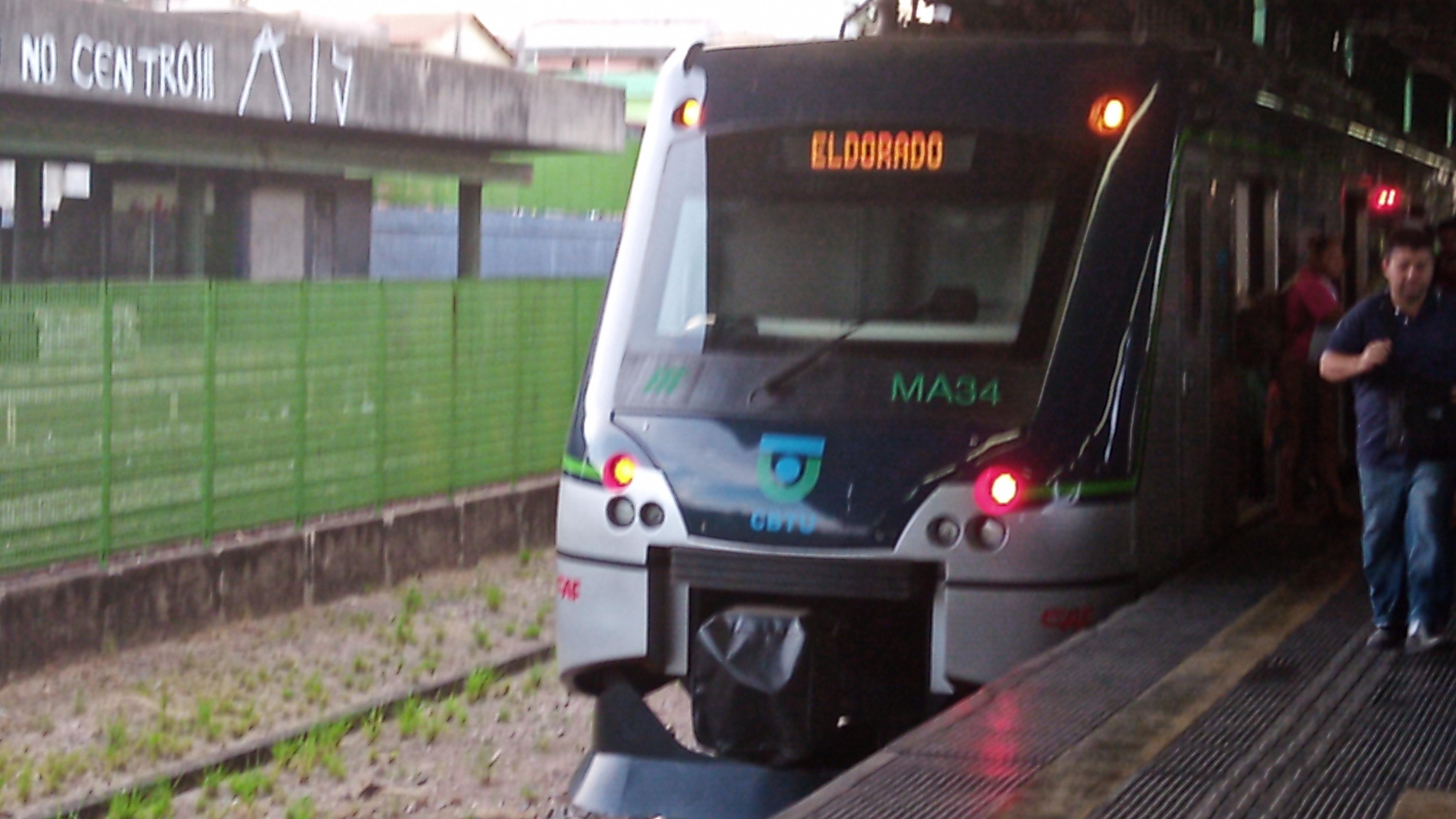 Metro - Foto: Por Dentro de Minas