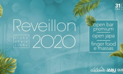 Reveillon Clube Chalezinho 2020