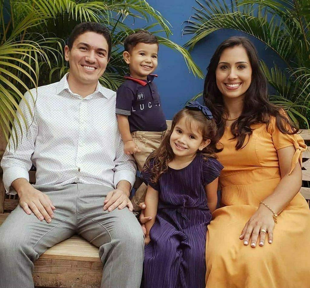 Antonio Junior e Família/Reprodução / MF Press Global