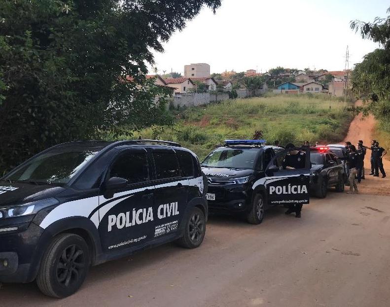 Operação Forasteiro - Foto: Divulgação/PCMG