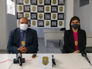 Polícia prende mulher condenada pela morte da filha recém-nascida em Contagem - Foto: Divulgação/PCMG