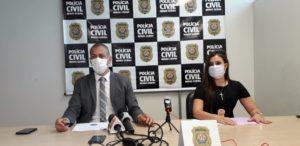 Polícia prende suspeito de matar filha da ex-mulher no Dia das Mães - Foto: Divulgação/PCMG