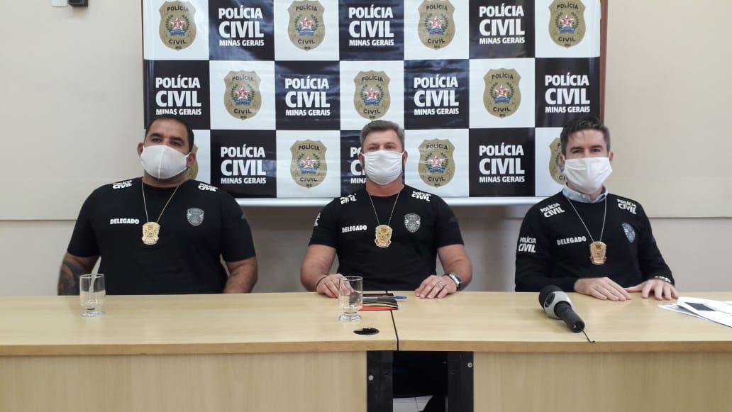 Geólogo é preso suspeito de extorquir mulheres com vídeos íntimos em Belo Horizonte