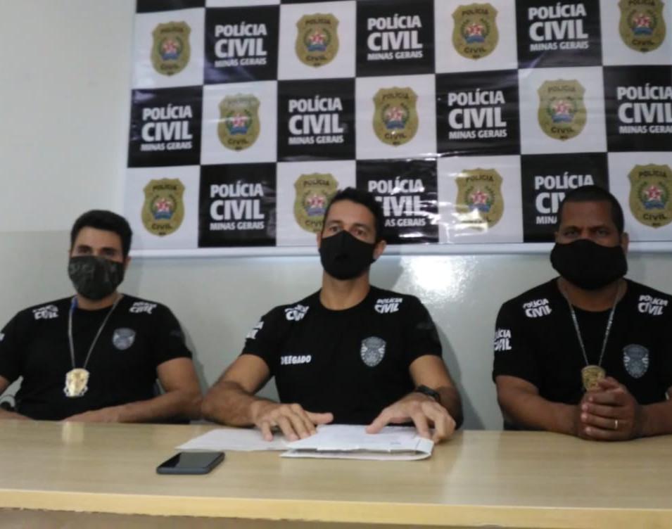 Polícia desarticula organização que distribuía celulares em presídio em Contagem