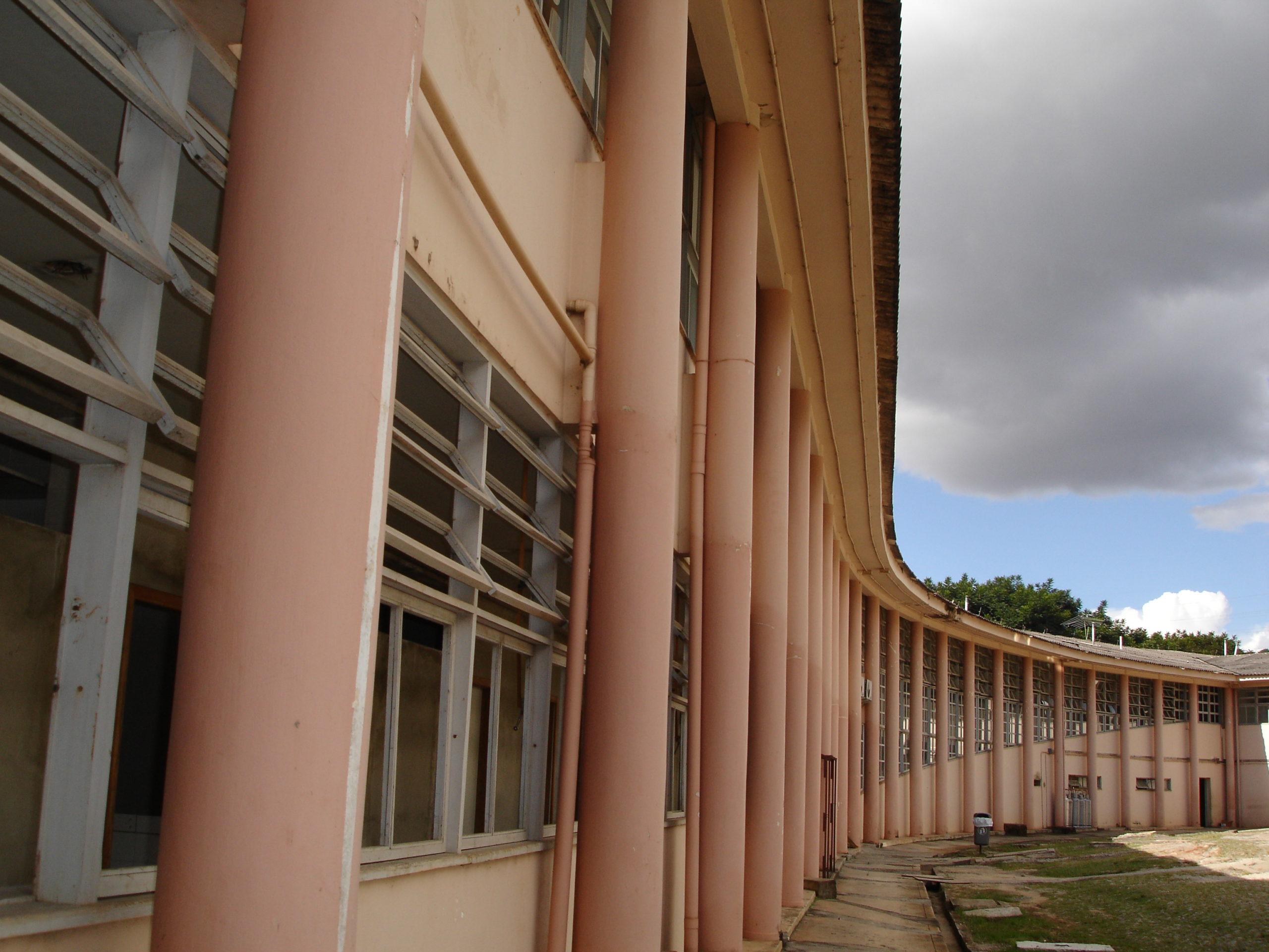 Hospital Eduardo de Menezes - Foto: Divulgação/Fhemig