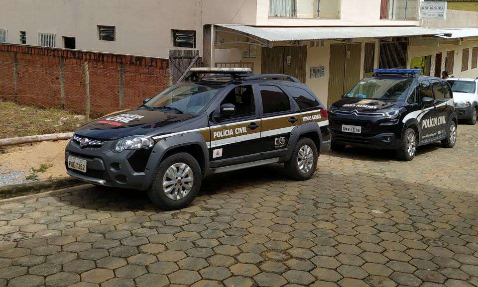 Polícia prende suspeitos envolvidos em exploração sexual de adolescente em Ipanema - Foto: Divulgação/PCMG