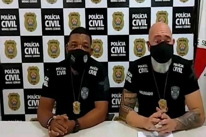 Delegado Rodrigo Rolli - Foto: Divulgação/PCMG