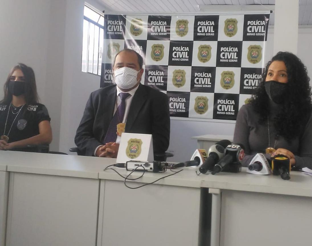 """""""Pai de santo"""" é preso suspeito de estuprar mulheres em Contagem - Foto: Divulgação/PCMG"""