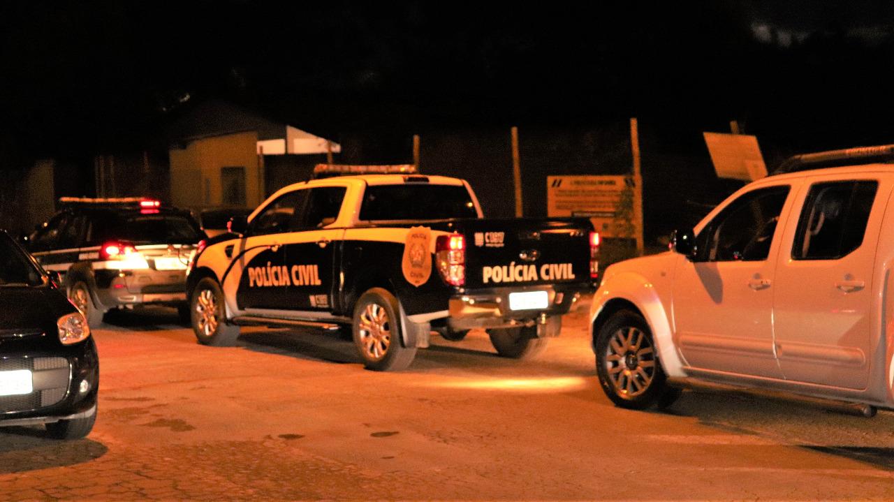 Polícia Civil prende três envolvidos em homicídio em Montes Claros