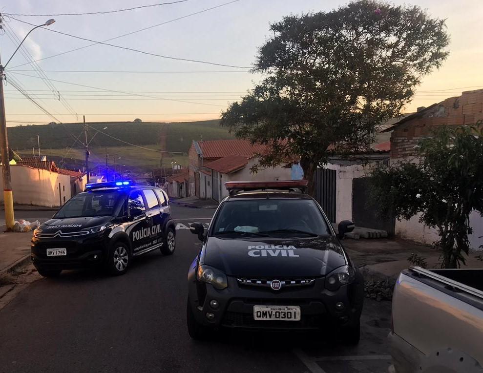 Polícia prende casal benzedor suspeito de estupro em Três Pontas - Foto: Divulgação/PCMG