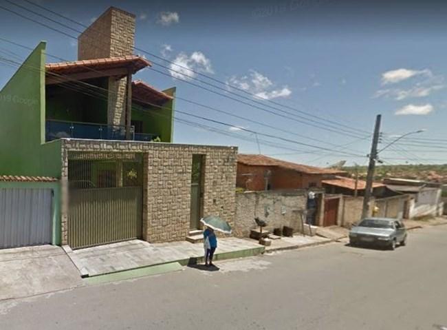 Mãe mata filha de 4 anos e se mata em Sete Lagoas - Foto: Reprodução/Google Street View