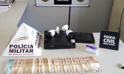 Três suspeitos de homicídio e tráfico são presos em Itabirito - Foto: Divulgação/PCMG