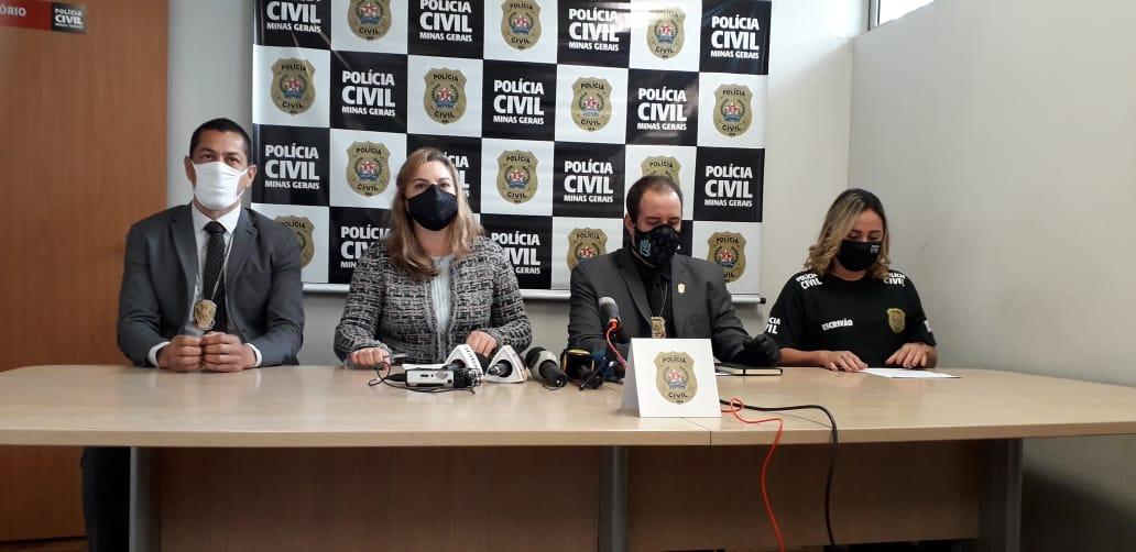 Delegada- Geral Letícia Gamboge - Foto: Divulgação/PCMH