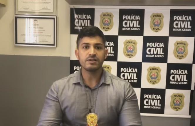 Polícia prende suspeito de tráfico de drogas em Divinópolis - Foto: Divulgação/PCMG