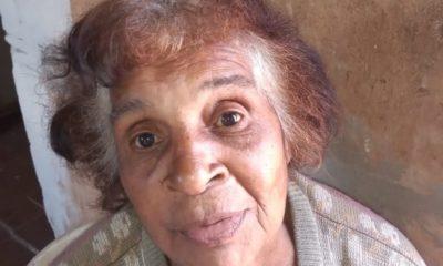 Jandira Maria Julio, a dona Jandira, de 77 anos, foi vista pela última vez na terça-feira - Foto: Reprodução/Facebook