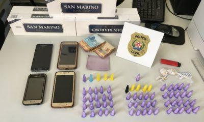 Organização criminosa é alvo de operação em Nova Lima - Foto: Divulgação/PCMG