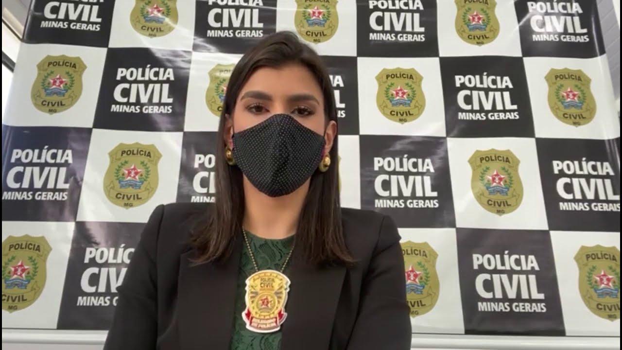 Delegada Elisa Moreira responsável pelo caso - Foto: Divulgação/PCMG