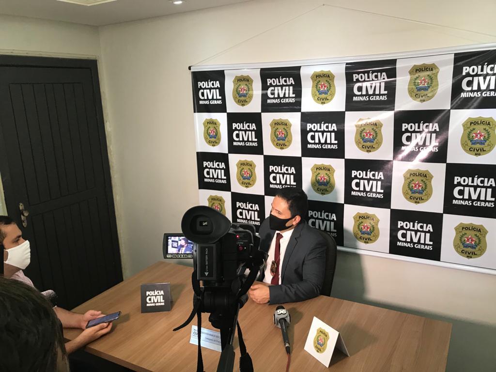 Polícia indicia suspeitos por diversos crimes em Nova Serrana - Foto: Divulgação/PCMG