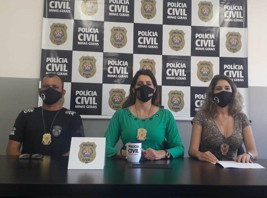 Polícia prende mais uma envolvida na morte de adolescente em Santa Luzia - Foto: Divulgação/PCMG