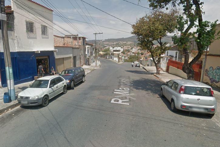 Homem é preso suspeito de esfaquear sogro e cunhado em Belo Horizonte - Foto: Reprodução/Google Street View