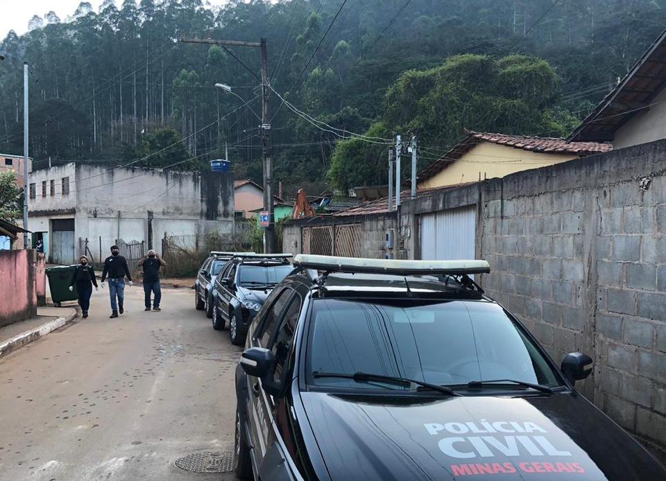Polícia conclui inquérito sobre homicídio ocorrido em Santa Bárbara - Foto: Divulgação/PCMG