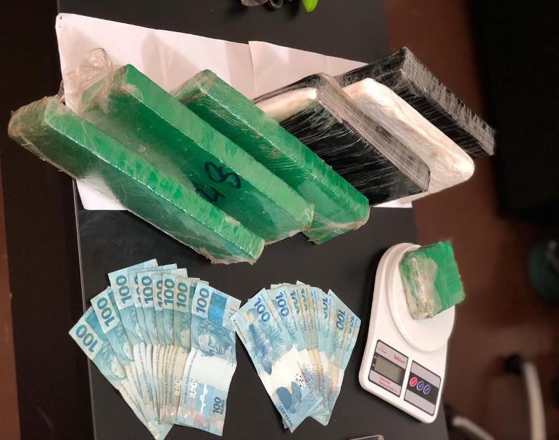 Suspeito de liderar o tráfico é preso em Conselheiro Lafaiete - Foto: Divulgação/PCMG