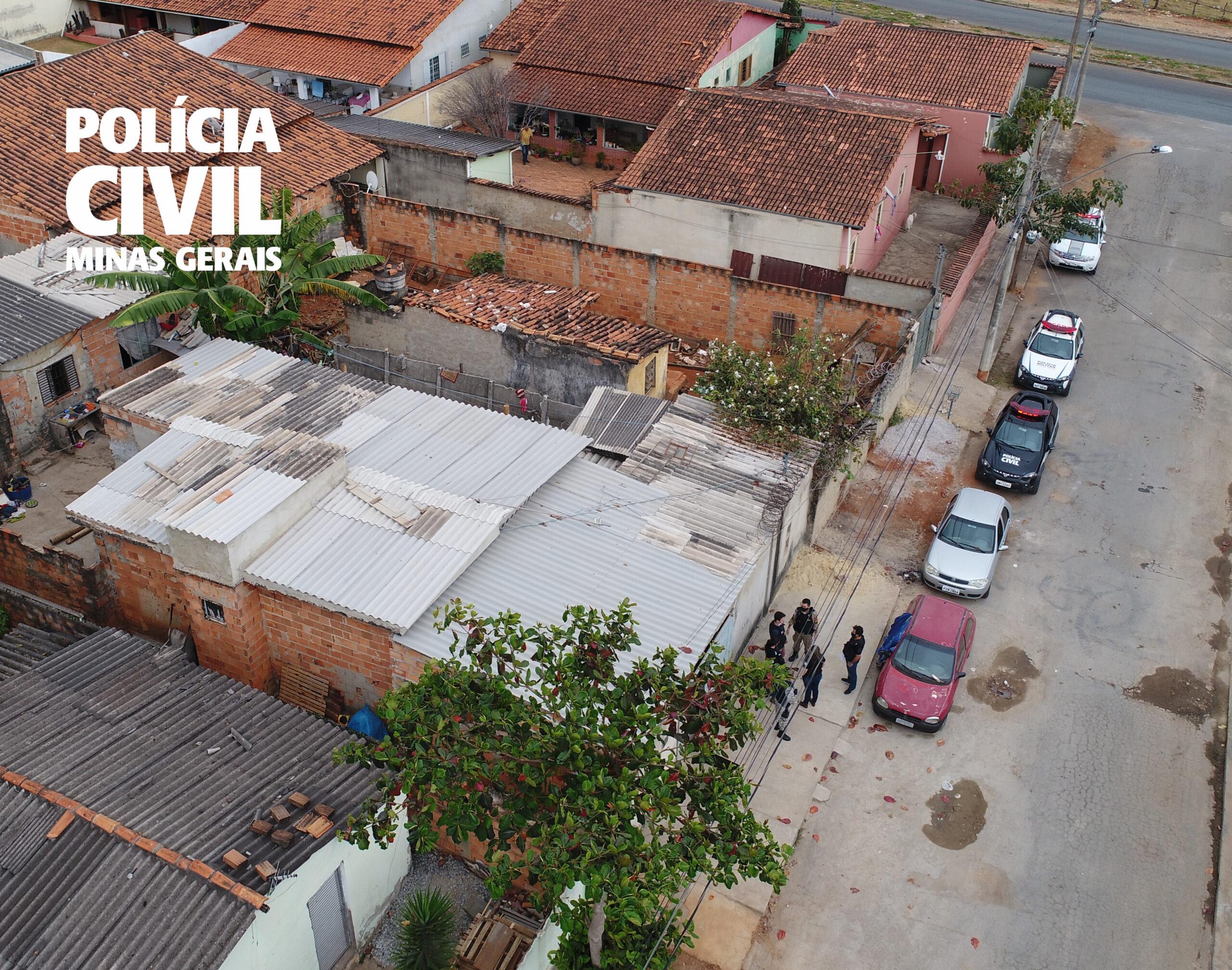 Polícia apreende adolescente em posse de droga em Sete Lagoas - Foto: Divulgação/Polícia Civil