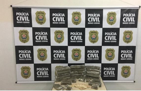 Operação desarticula organização criminosa que agia em Lavras e região - Foto: Divulgação/PCMG