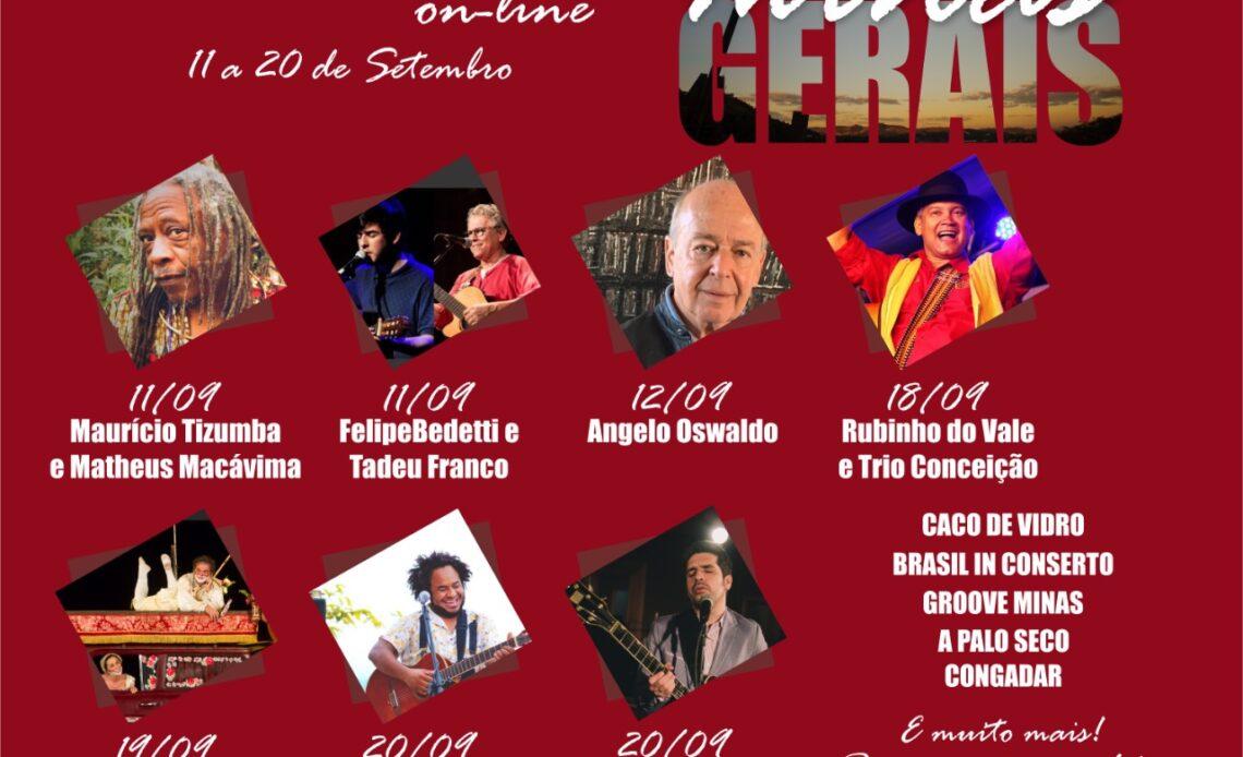 46º Festival de Inverno de Itabira - Foto: Divulgação