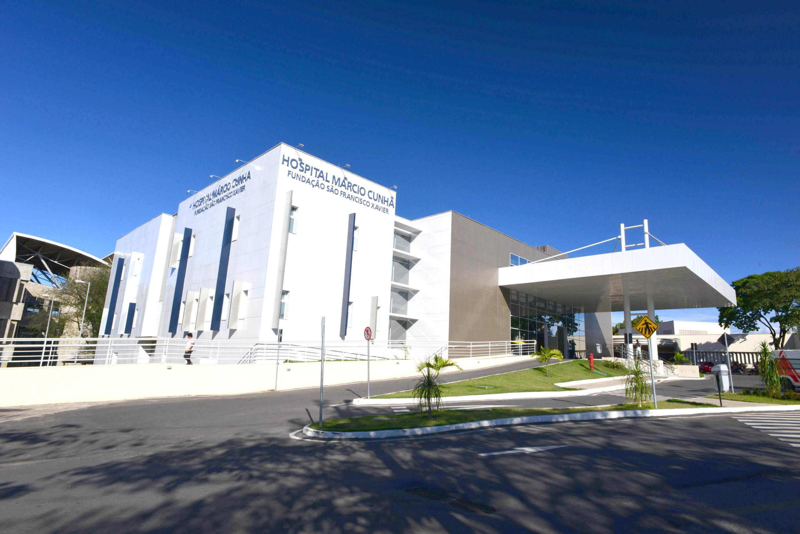 Hospital Márcio Cunha - Foto: Divulgação