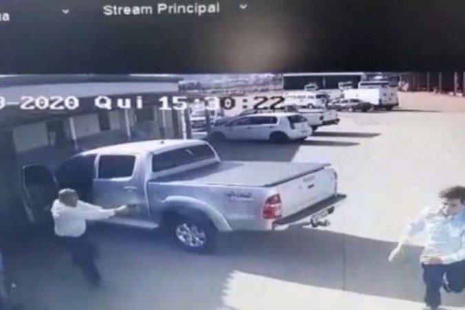 Irmão de prefeito, suspeito de matar candidato a vereador em Patrocínio, continua foragido - Foto: Reprodução/Redes Sociais