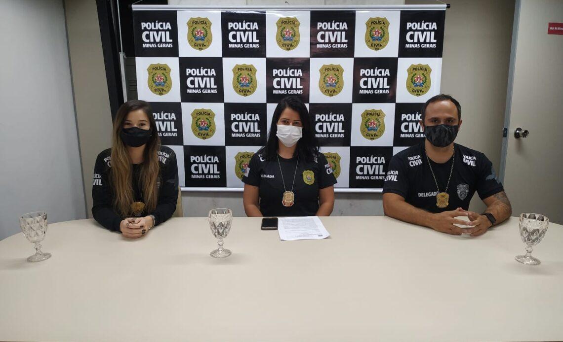 Operação Exposed resulta em prisões por estupro de vulnerável em BH - Foto: Divulgação/PCMG
