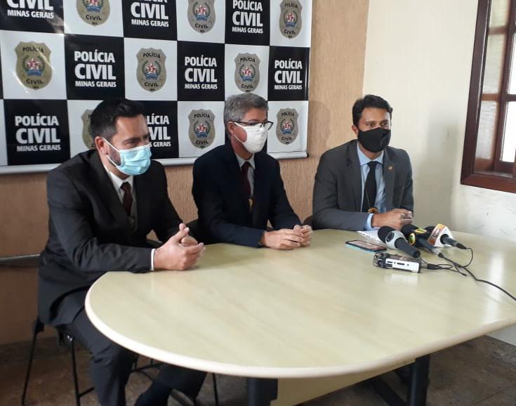 Polícia conclui inquérito que investigou a morte uma criança em Betim - Foto: Divulgação/PCMG