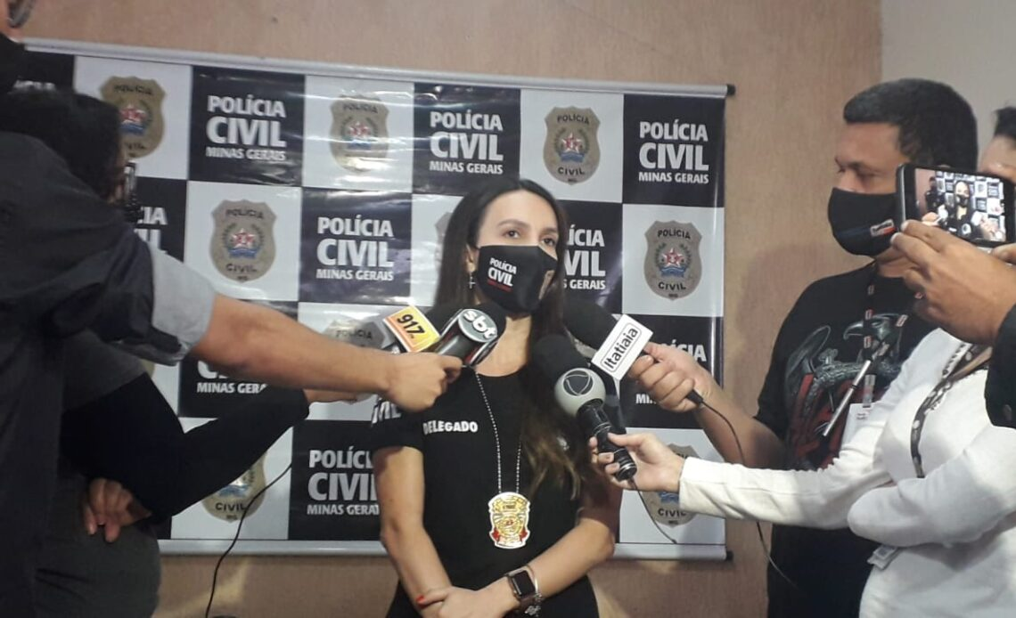 Polícia conclui inquérito sobre homicídio e tentativa de feminicídio em São Joaquim de Bicas - Foto: Divulgação/PCMG