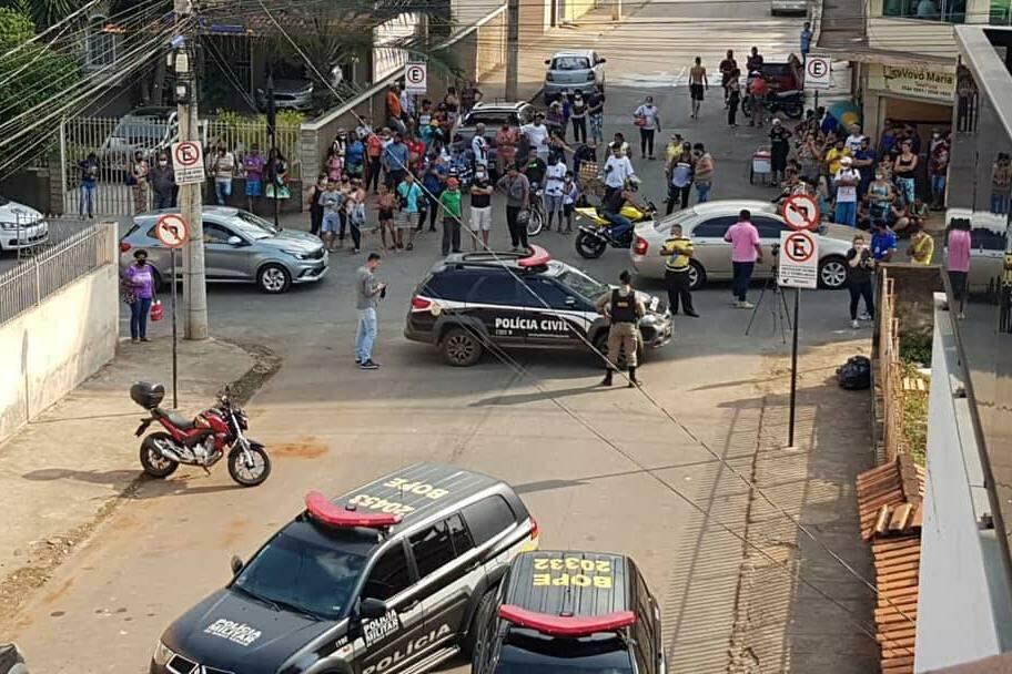 Homem mata a irmã grávida e faz sobrinhos reféns pela janela em Igarapé - Foto: Igarapé Online