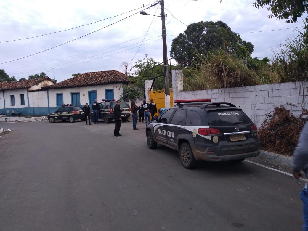 Seis pessoas são presas em flagrante por cárcere privado em Prudente de Morais - Foto: Divulgação/PCMG