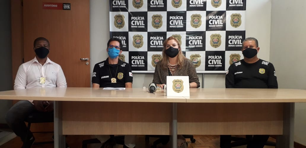 Oito pessoas são presas homícidio de jovem em Belo Horizonte - Foto: Divulgação/PCMG