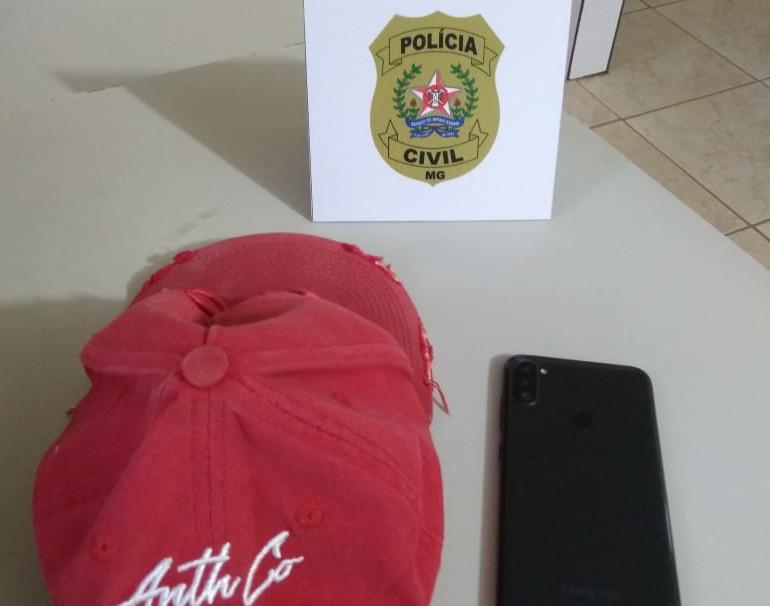 Polícia prende suspeito de matar colega de alojamento em Itabirito - Foto: Divulgação/Polícia Civil
