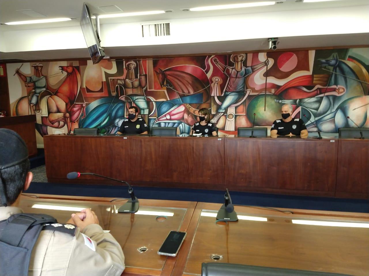Operação Hexagrama III prende 30 integrantes de organização criminosa em Minas - Foto: Divulgação/PCMG