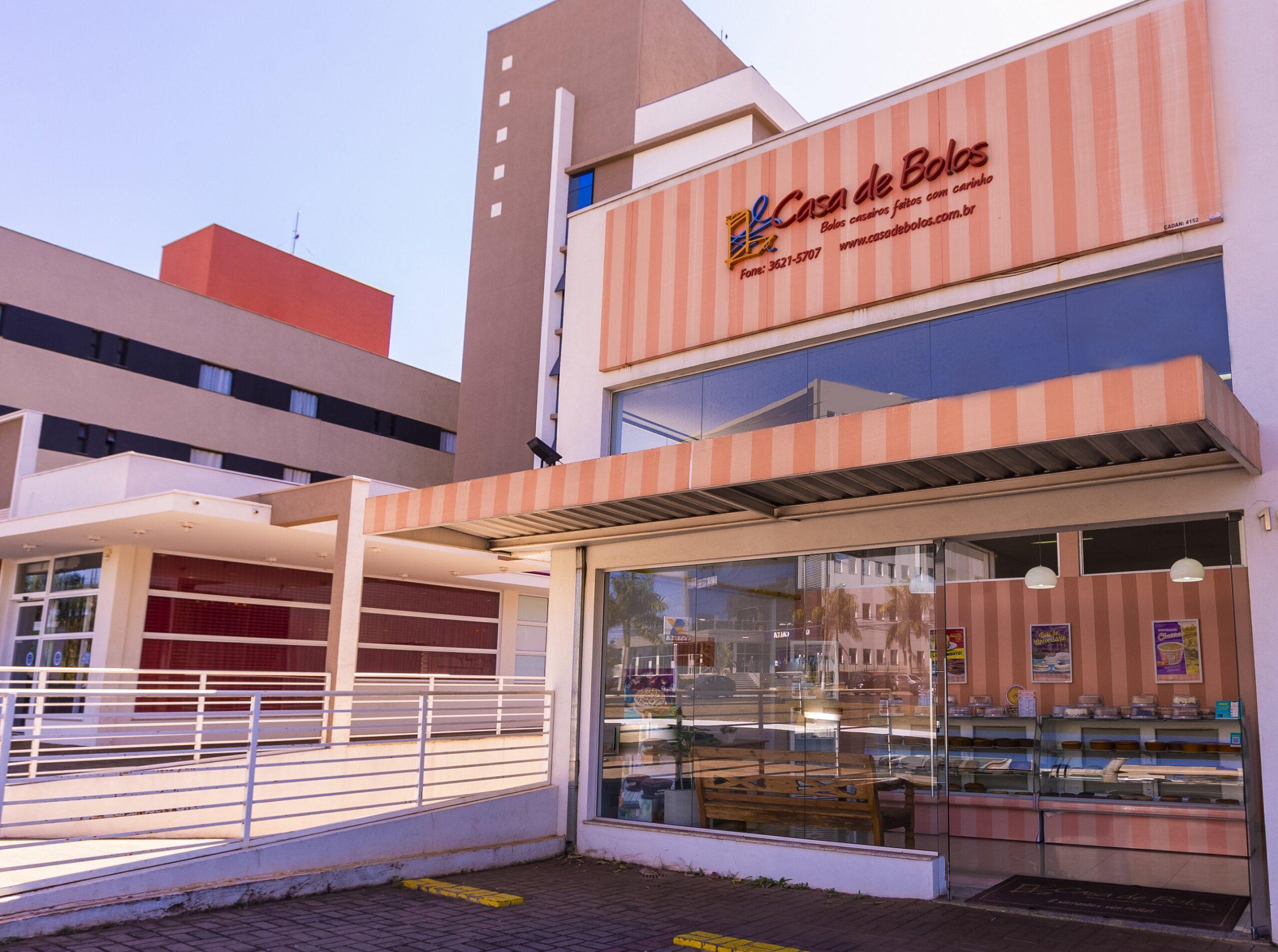 Casa de Bolos - Foto: Divulgação
