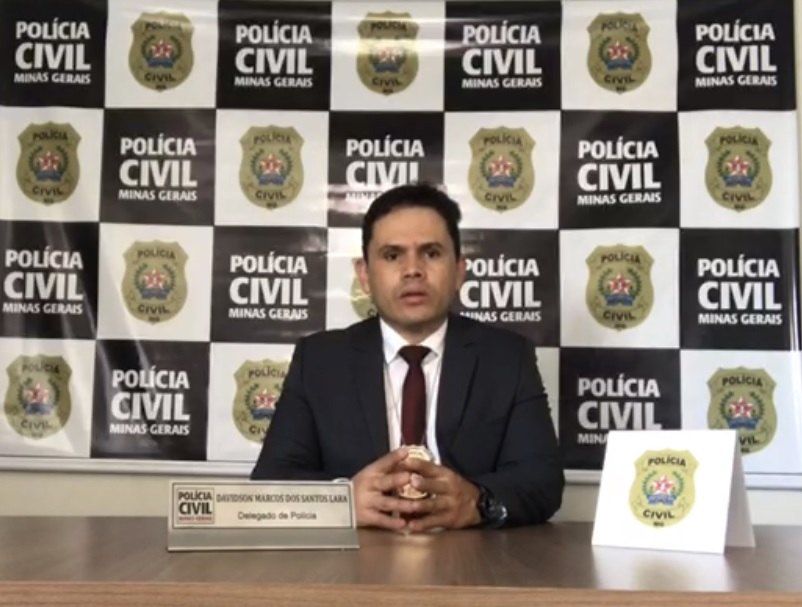 Davidson Marcos dos Santos Lara - Foto: Divulgação/PCMG