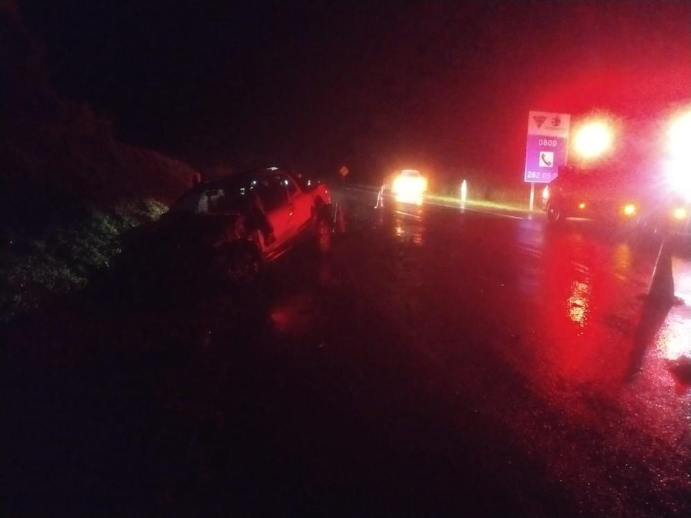 Criança morre em acidente na MG-050 entre Formiga e Pedra do Indaiá, no Centro-Oeste